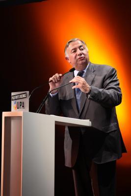 Congrès 2010 - Gérard Larcher, président du Sénat